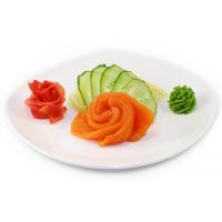 Сашимі з копченного лосося