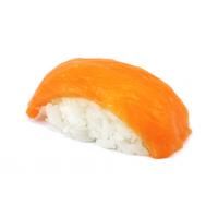 Суші з копченим лососем