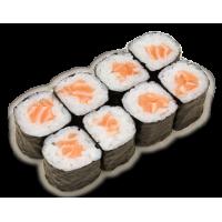 Макі рол з лососем